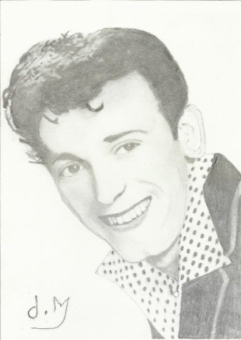 Gene Vincent by opa